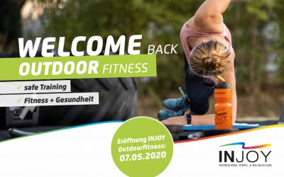 Welcome back Outdoorfitness