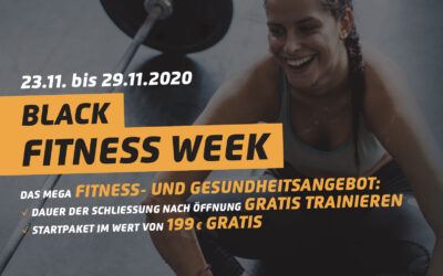Black Fitness Week